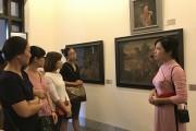"""""""Kéo khách"""" cho Bảo tàng Mỹ thuật: Doanh nghiệp hiến kế"""