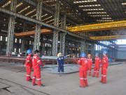 Công ty Công nghiệp Tàu thủy Dung Quất: Tạo đà vươn ra biển lớn
