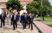Hợp tác kinh tế là động lực phát triển quan hệ hữu nghị đặc biệt Việt-Lào