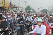 """TP. Hồ Chí Minh: Nỗi lo ô nhiễm môi trường - Kỳ II: Khói bụi và nước thải công nghiệp - """"kẻ thù"""" của người dân"""