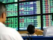 Vận hành chỉ số chung của toàn thị trường chứng khoán