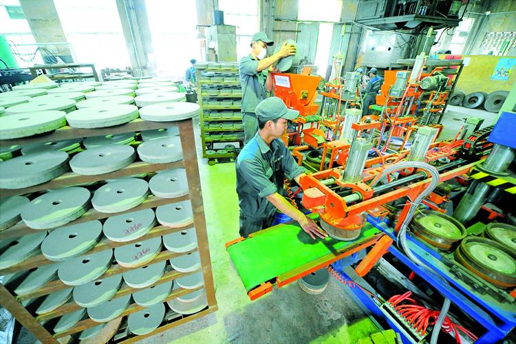 Công ty CP Đá mài Hải Dương: Hành trình 50 năm xây dựng và phát triển
