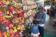 Đà Nẵng: Thị trường Tết Trung thu sôi động
