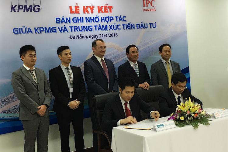 Hoạt động xúc tiến đầu tư tại Đà Nẵng: Khởi sắc từ APEC
