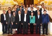 Thủ tướng Nguyễn Xuân Phúc đánh giá cao sự phát triển của tỉnh Bắc Ninh