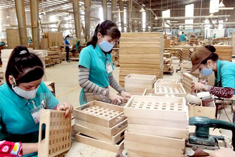 Kim ngạch xuất khẩu gỗ 2017: Vươn mốc 8 tỷ USD!
