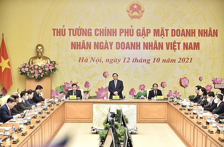 Ngày doanh nhân Việt Nam năm nay được kỷ niệm trong bối cảnh khác với mọi năm, chúng ta phòng chống đại dịch trên phạm vi cả nước