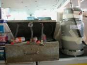 Bắt giữ sang chiết gas mini trái phép: Chế tài không dễ xử