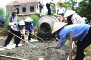Hải Phòng: Vướng mắc trong xây dựng nông thôn mới
