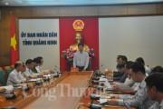 Quảng Ninh triển khai nhiệm vụ chống buôn lậu, gian lận thương mại dịp Tết 2017