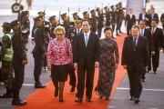 Chủ tịch nước đến Peru, tham dự Tuần lễ Cấp cao APEC