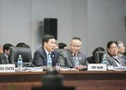 Bế mạc Hội nghị liên Bộ trưởng Ngoại giao-Kinh tế APEC