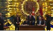 Việt Nam - Cu Ba ký kết thỏa thuận hợp tác giai đoạn 2016-2021