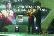 Xạ thủ Hoàng Xuân Vinh trở thành đại sứ thương hiệu Huda Gold