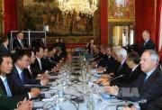 Chủ tịch nước hội đàm với Tổng thống Italia