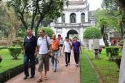 Hoạt động thông tin đối ngoại: Tạo đột phá cho du lịch Hà Nội