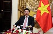 Phó Thủ tướng chia sẻ về thành công của Tuần lễ Cấp cao APEC