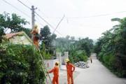 Quảng Bình: 94 % số xã đạt tiêu chí điện nông thôn