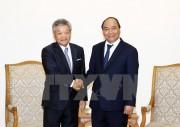 Thủ tướng tiếp Chủ tịch Tập đoàn truyền thông Nikkei của Nhật Bản
