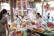 Phú Thọ đẩy nhanh tốc độ phát triển chợ nông thôn