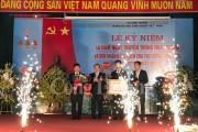 Đại học Công nghiệp Việt – Hung kỷ niệm 40 năm ngày truyền thống