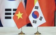 Hà Nội: Đẩy mạnh hợp tác thương mại với Hàn Quốc