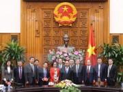 Thủ tướng tiếp lãnh đạo một số Tập đoàn của Trung Quốc