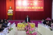 Kỳ họp thứ ba, HĐND khóa XVII tỉnh Nghệ An diễn ra từ 14-16/12