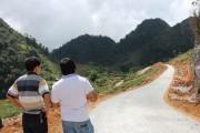 Huyện Tủa Chùa (Điện Biên): Đổi thay từ những công trình