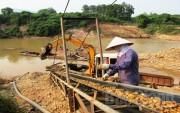 5 triệu đồng cấp giấy phép khai thác khoáng sản tận thu