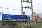 EVN: Hoàn thành nhiều dự án cấp điện