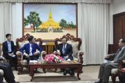 Hợp tác Công Thương Việt Nam - Lào: Mở hướng tương lai