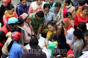 Nghệ An: Khám chữa bệnh, phát thuốc miễn phí cho đồng bào dân tộc