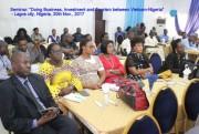 Tăng cường quảng bá xúc tiến thương mại tại Nigeria
