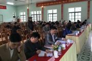 Hà Giang: Đối thoại chính sách với người dân trong khai thác khoáng sản