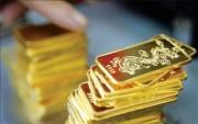 Giá vàng xuất hiện những biến động trái chiều