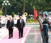 Gìn giữ, thúc đẩy quan hệ đặc biệt Việt Nam-Lào