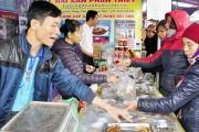 Hà Nội: Hàng Việt về ngoại thành phục vụ Tết