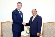 Thủ tướng tiếp tân Đại sứ Hoa Kỳ tại Việt Nam