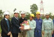 Công đoàn Công Thương Việt Nam trao quà Tết cho công nhân Vneco 4