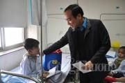 Công đoàn Công Thương Việt Nam: Ấm áp các chương trình thiện nguyện đón xuân