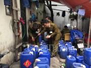 Quản lý thị trường Hà Nội xử lý trên 1.300 vụ vi phạm