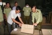 Lực lượng QLTT đồng loạt ra quân kiểm tra và xử lý phân bón