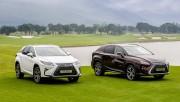 Thu hồi hàng loạt xe Toyota Lexus
