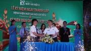 Mổ miễn phí Lasik cho 30 cán bộ, chiến sỹ Quân chủng Hải Quân Việt Nam
