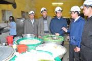 Công đoàn Công ty CP Gang thép Thái Nguyên: Nghĩa tình bữa ăn đoàn kết