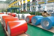Miễn trừ thuế với tôn màu nhập khẩu chất lượng cao và thép cuộn