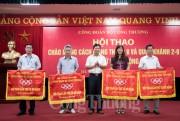 Bộ Công Thương tổ chức Hội thao lần thứ IX mở rộng