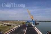 Dự án mở rộng cảng Chu Lai đã được hoàn tất