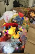Tiêu hủy 3.914 sản phẩm đồ chơi trung thu nhập lậu